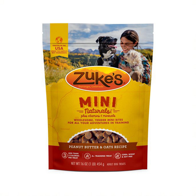 Zuke S Mini Naturals Dog Treats Lb