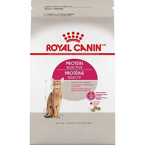 Royal Canin Feline Health Nutrition Selective 40 Protein Preference Dry Cat Food