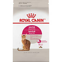 Royal Canin Feline Health Nutrition Savor Selective Adult Dry Cat Food
