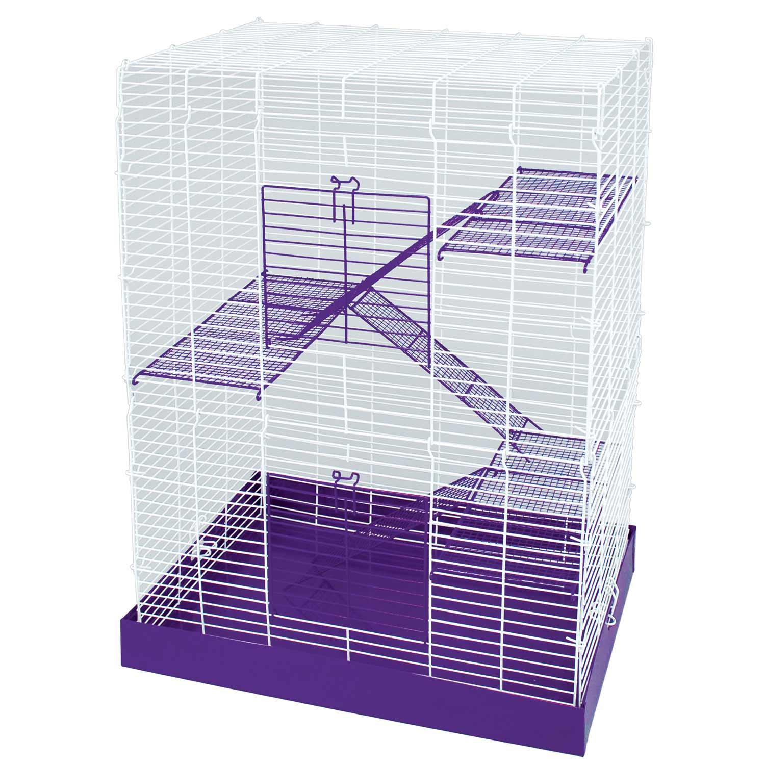 ware chew proof four story hamster cage petco
