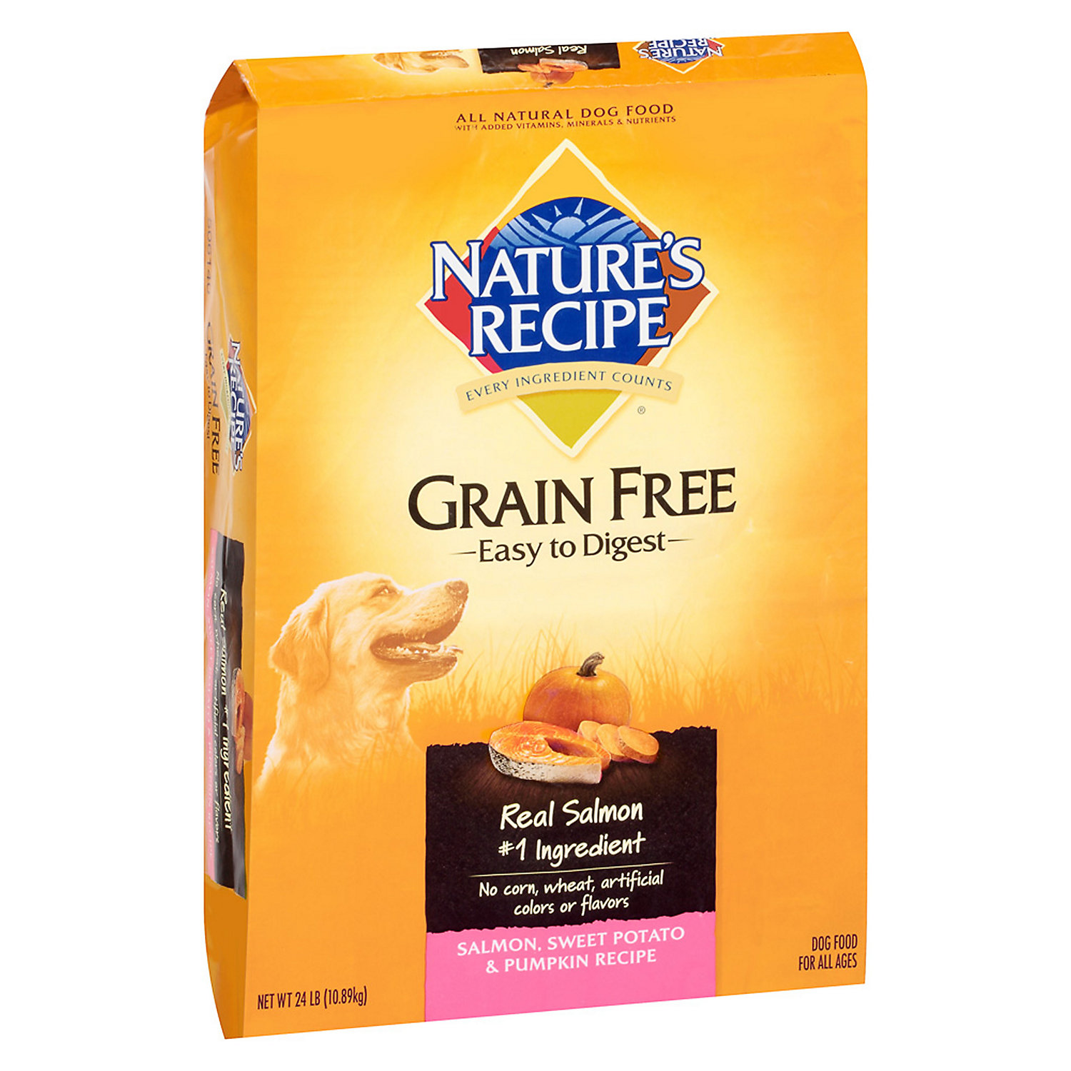 Nature S Recipe Grain Free Dog