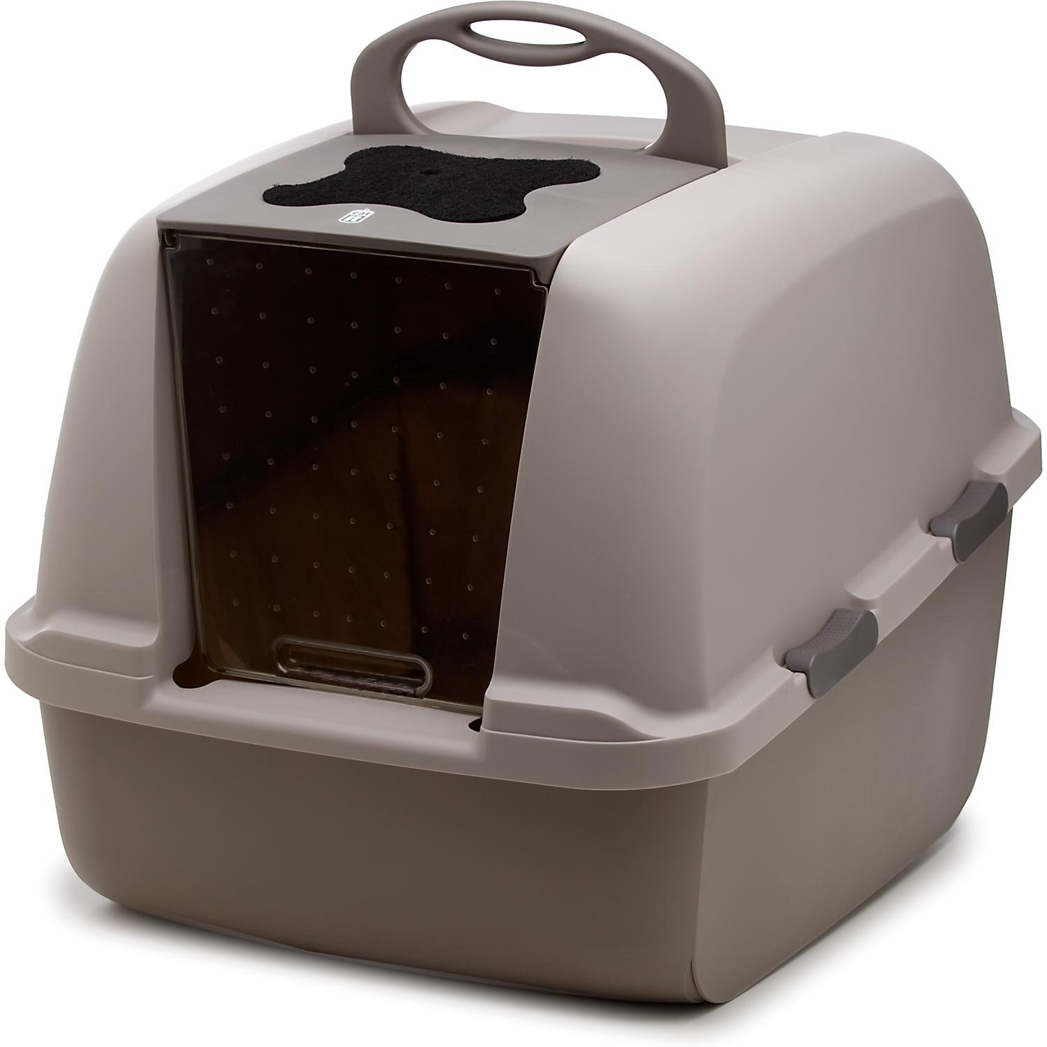 Catit Hooded Cat Litter Box Petco