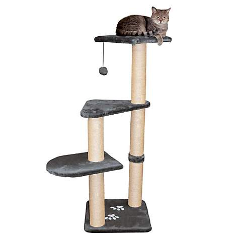 Trixie DreamWorld Altea Platinum Gray Cat Tree