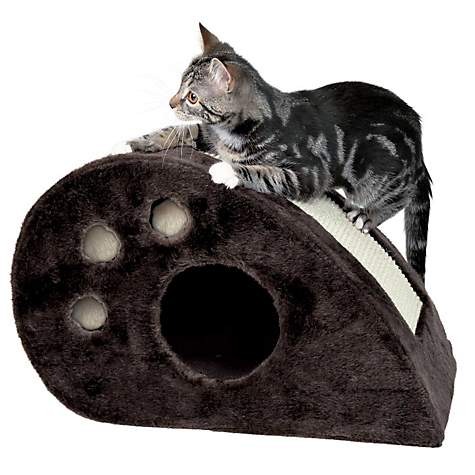 Trixie DreamWorld Topi Scratching Mouse Cat Scratcher & Condo