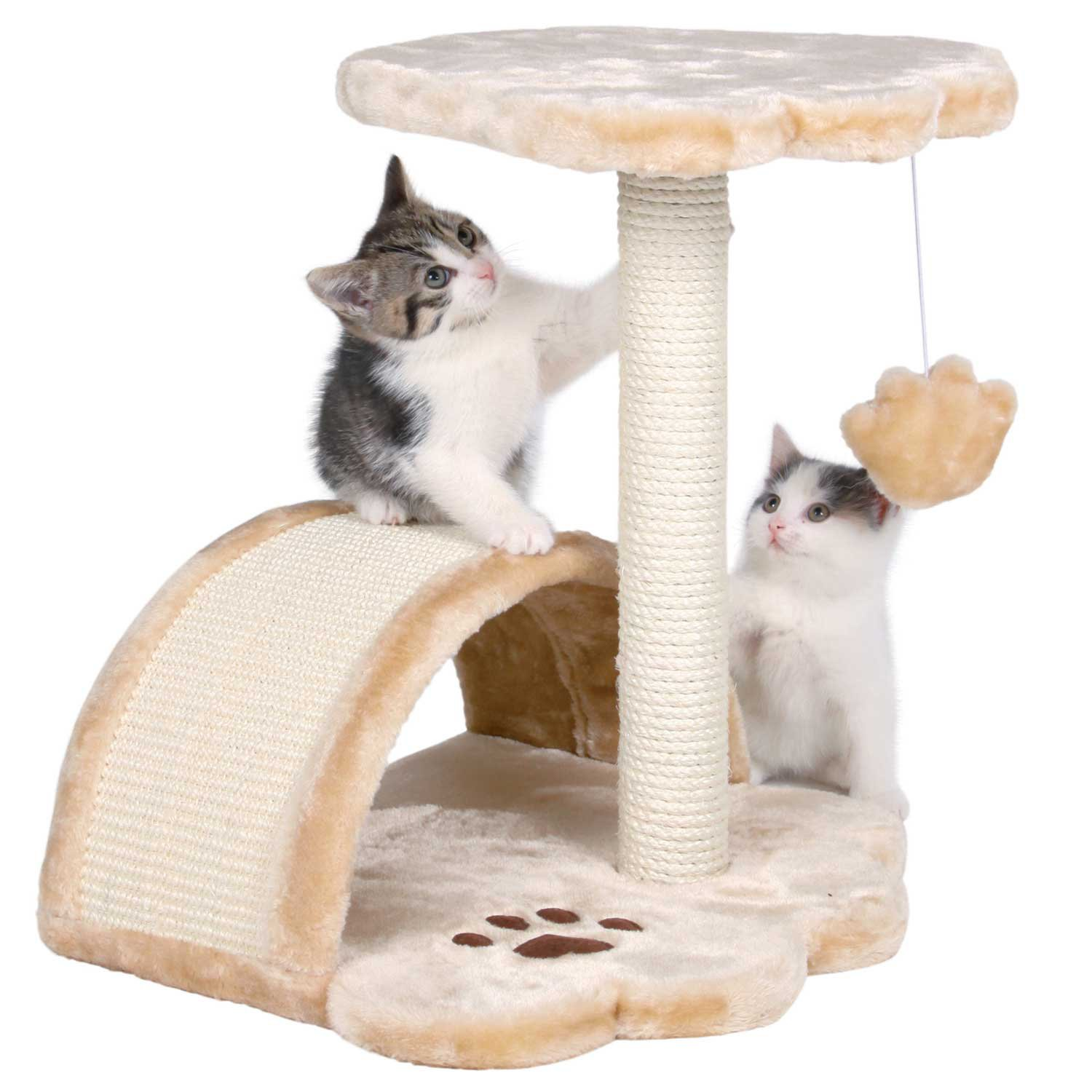 Trixie DreamWorld Vitoria Kitten Scratching Tower | Petco | Tuggl