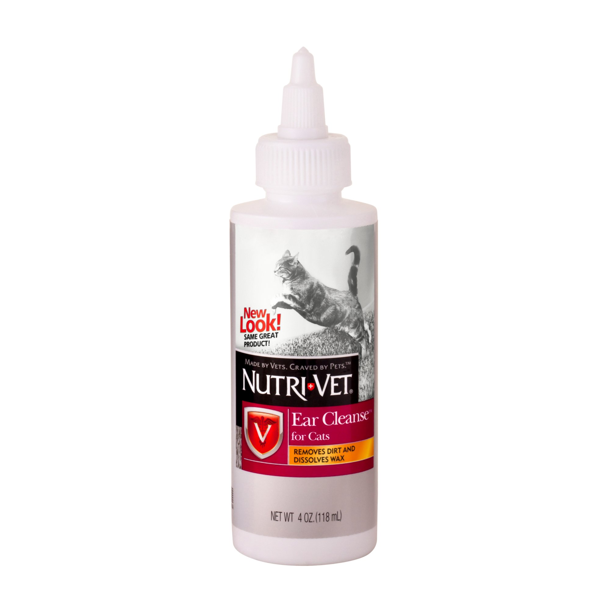 Nutri Vet Cat Ear Cleaner Petco
