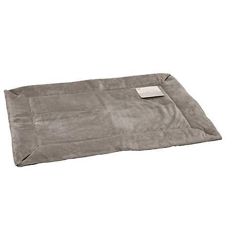 K&H Gray Self Warming Crate Pad