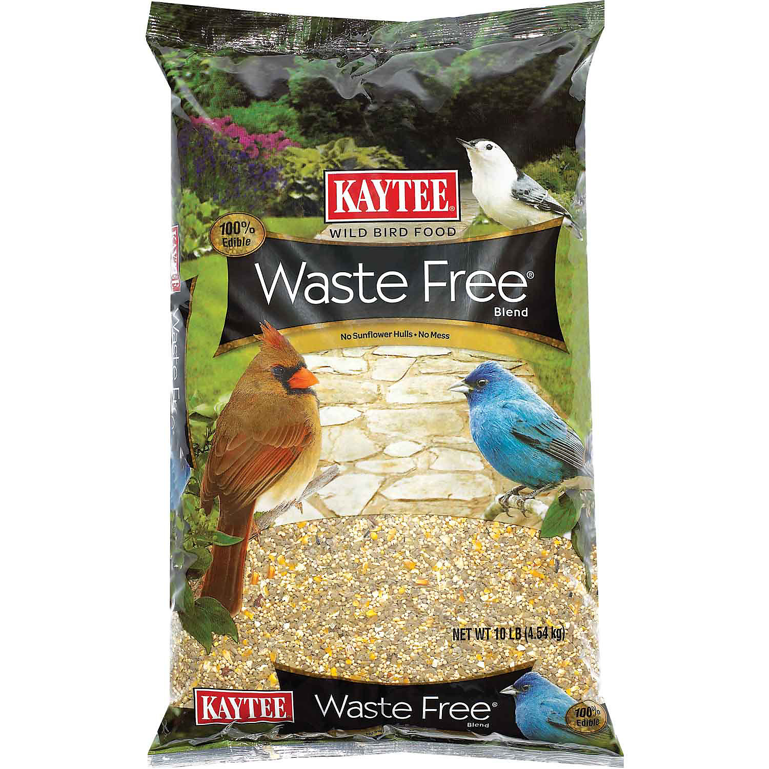 Kaytee Waste Free Wild Bird Food
