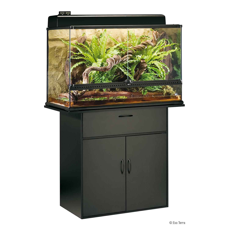 Exo Terra Glass Terrarium 36 L X 18 W X 24 H