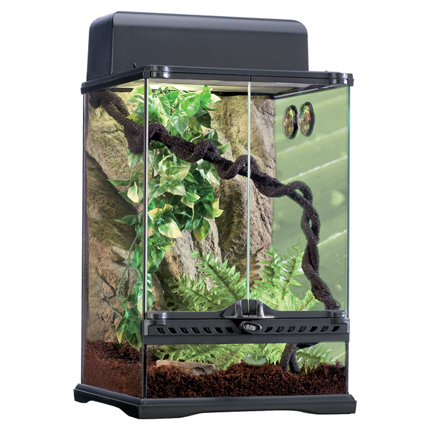 Exo Terra Rainforest Reptile Terrarium Kit Small