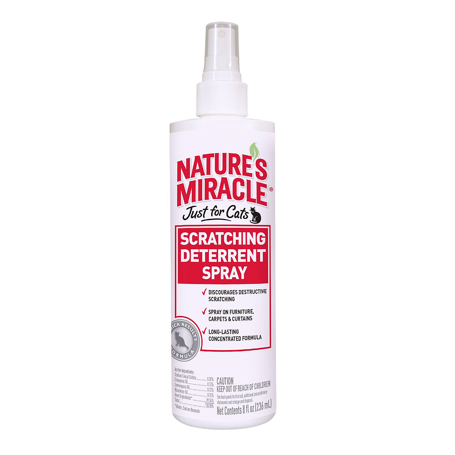 Nature S Miracle Scratching Deterrent Spray