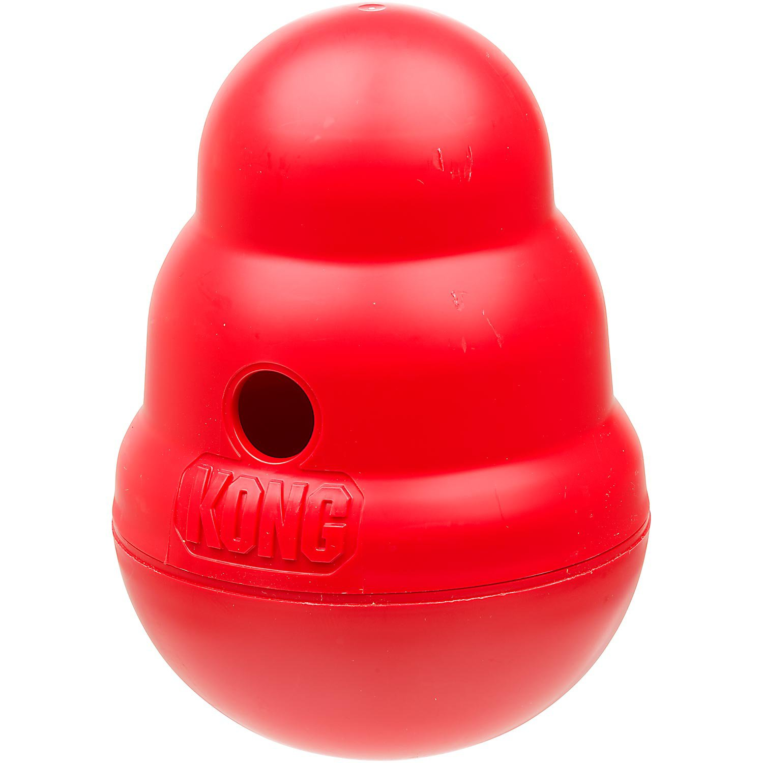 Automatic Kong Dispenser ~ Food dispensing dog toy wow
