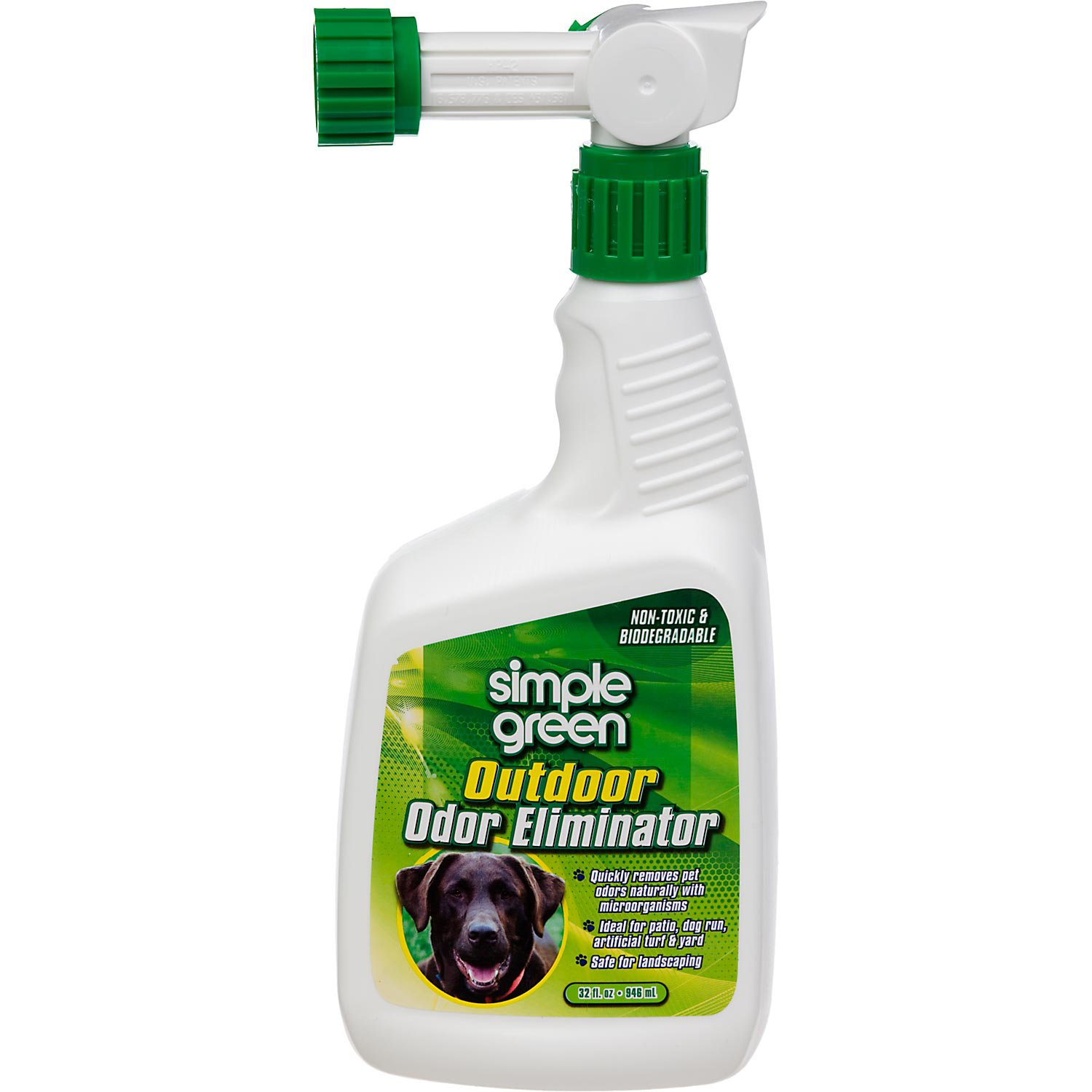 Simple green outdoor cleaner