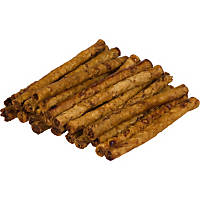 American Rawhide Chicken Basted Granulated Rawhide Sticks Dog Chews
