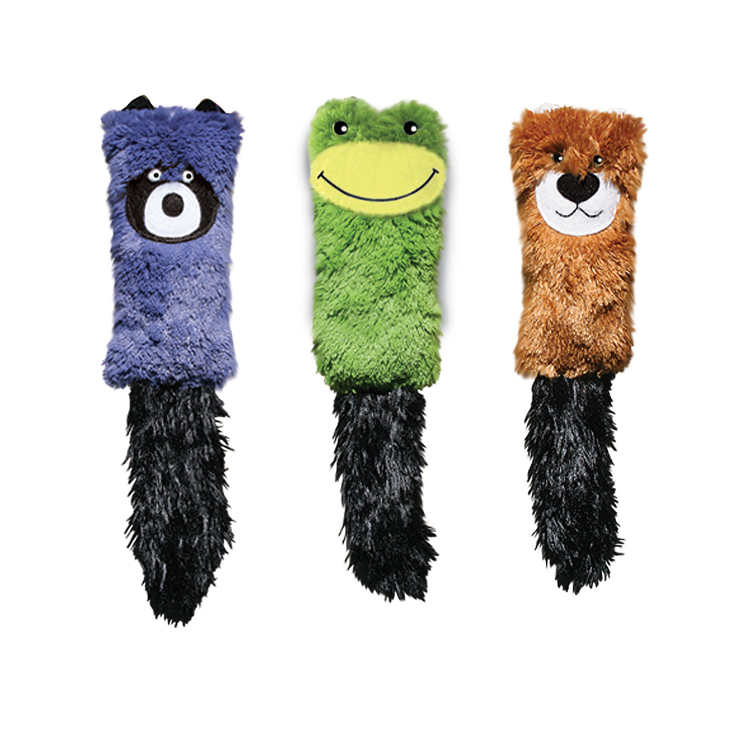Kong Cat Cozie Kickeroo Toy X Small Assorted