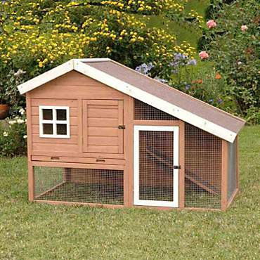 Precision Pet Cape Cod Chicken Coop or Rabbit Hutch