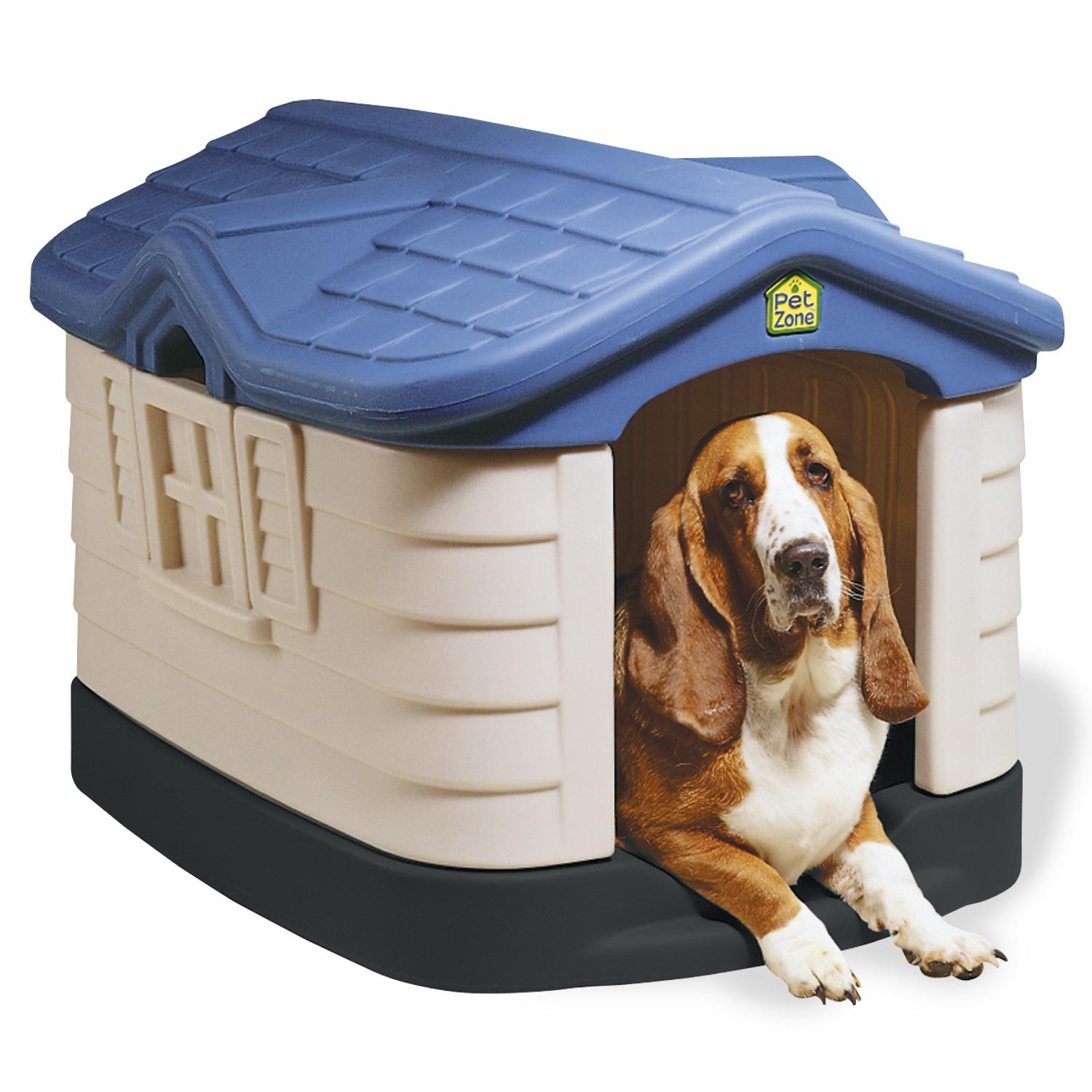 Our pet s cozy cottage dog house petco