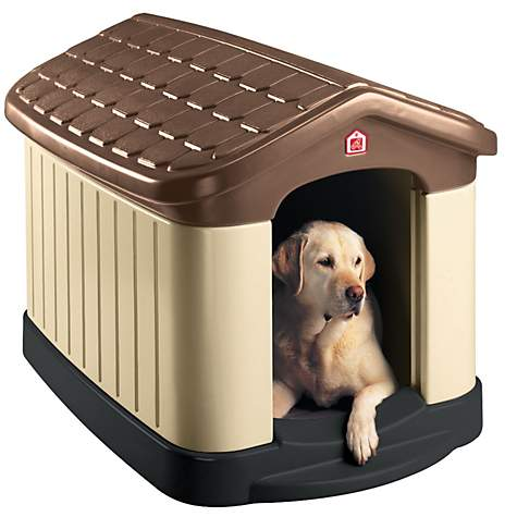 Our Pets Tuff N Rugged Dog House Large