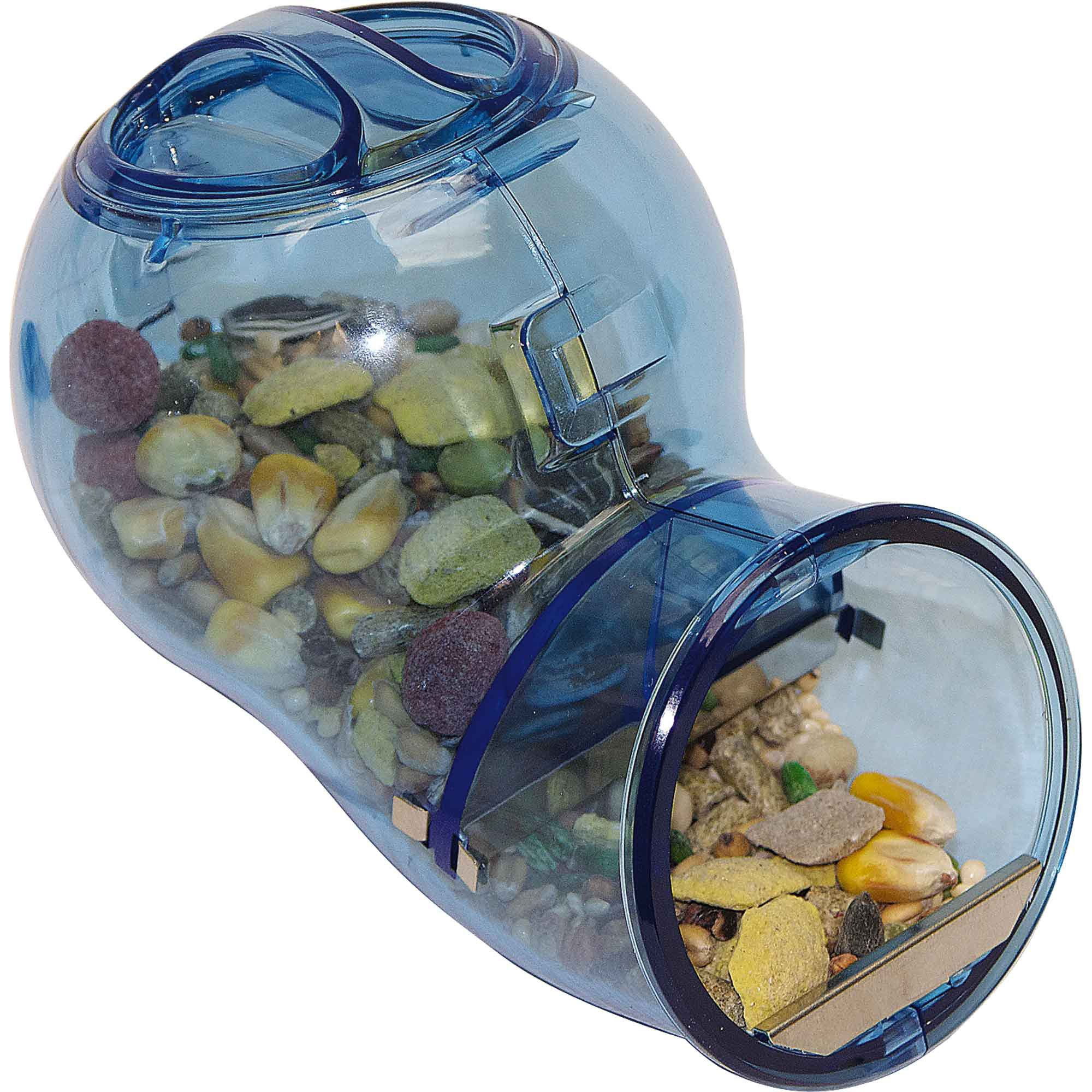 Kaytee critter trail food dispenser petco for Fish food dispenser