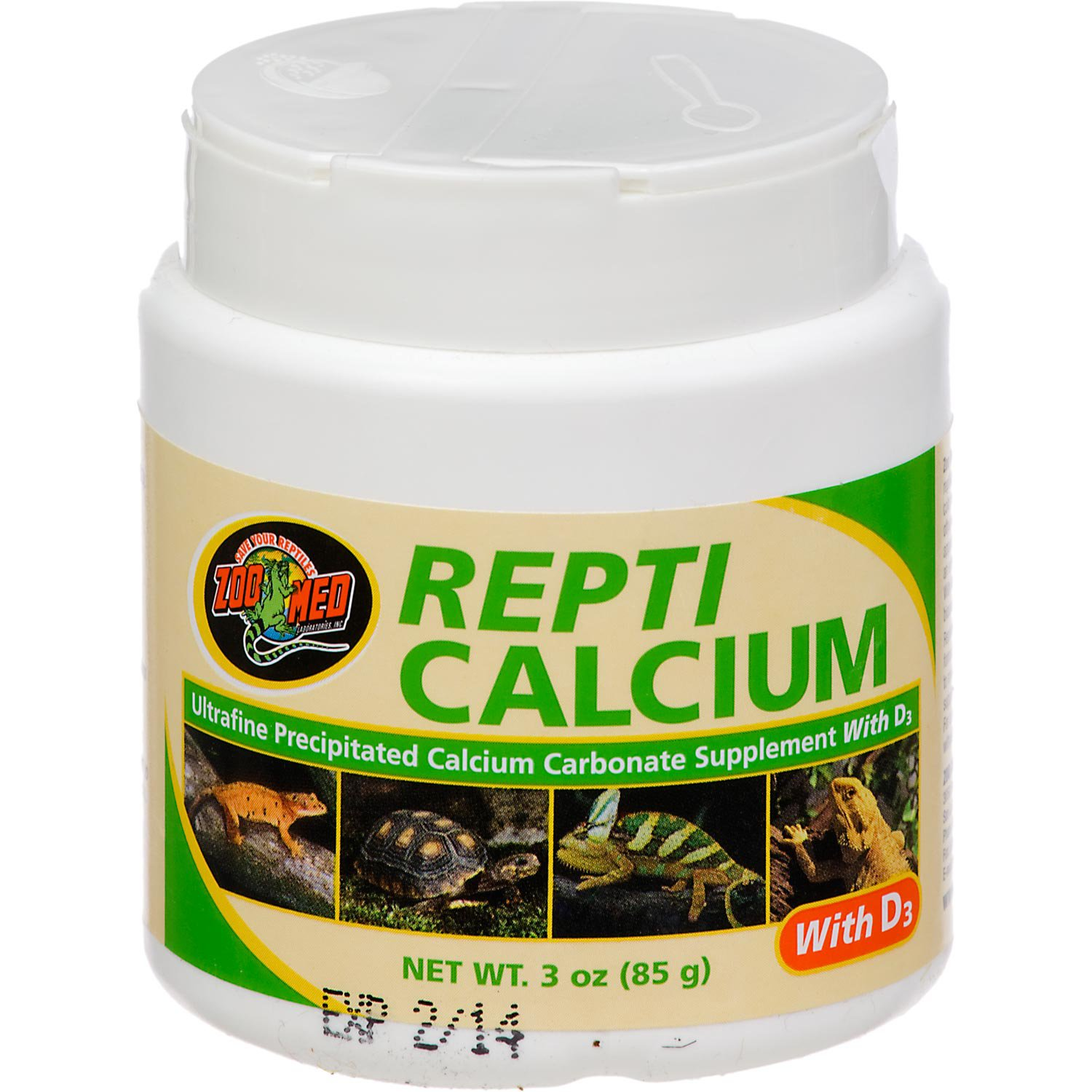 zoo med repti calcium with d3 reptile supplement petco