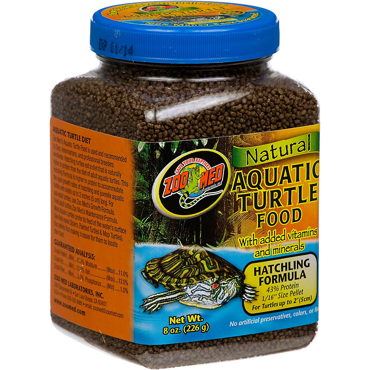 097612400564 upc zoo med natural aquatic turtle food for Food barcode