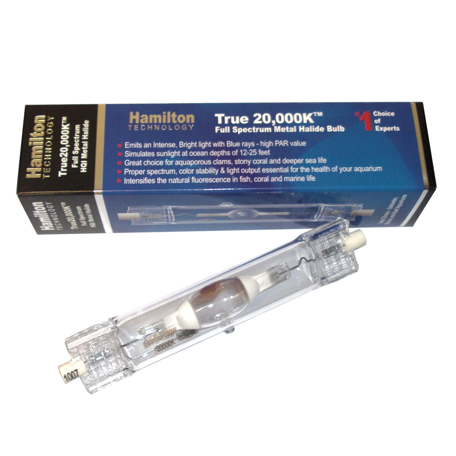 Hamilton Technology Metal Halide HQI 150W 20,000K Double