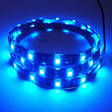 Hamilton Technology Blue LED Aquarium Accent Light Strip, 20