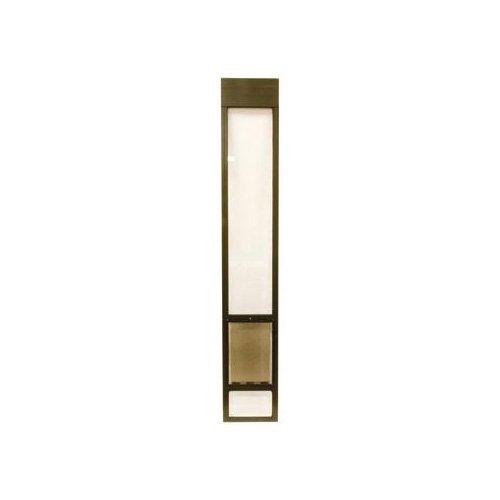 PetSafe Deluxe Bronze Patio Panel Pet Doors