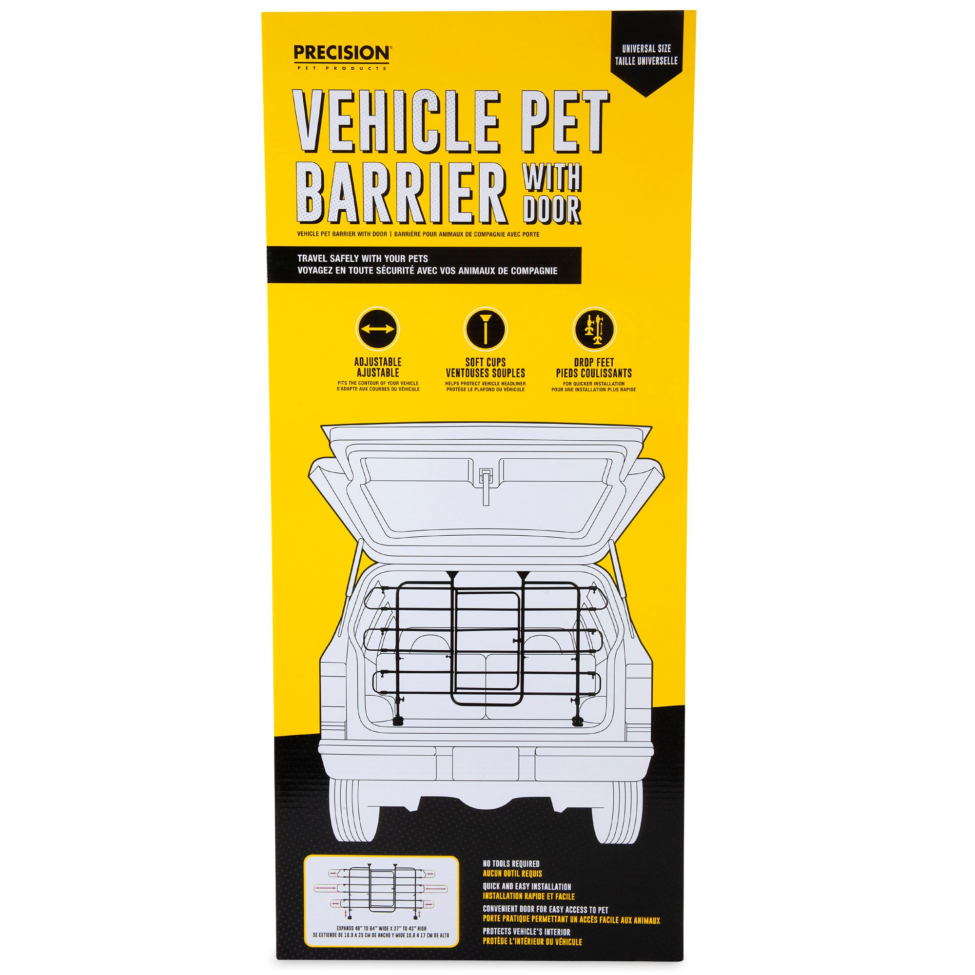 Pet Barriers For Trucks Goldenacresdogs Com