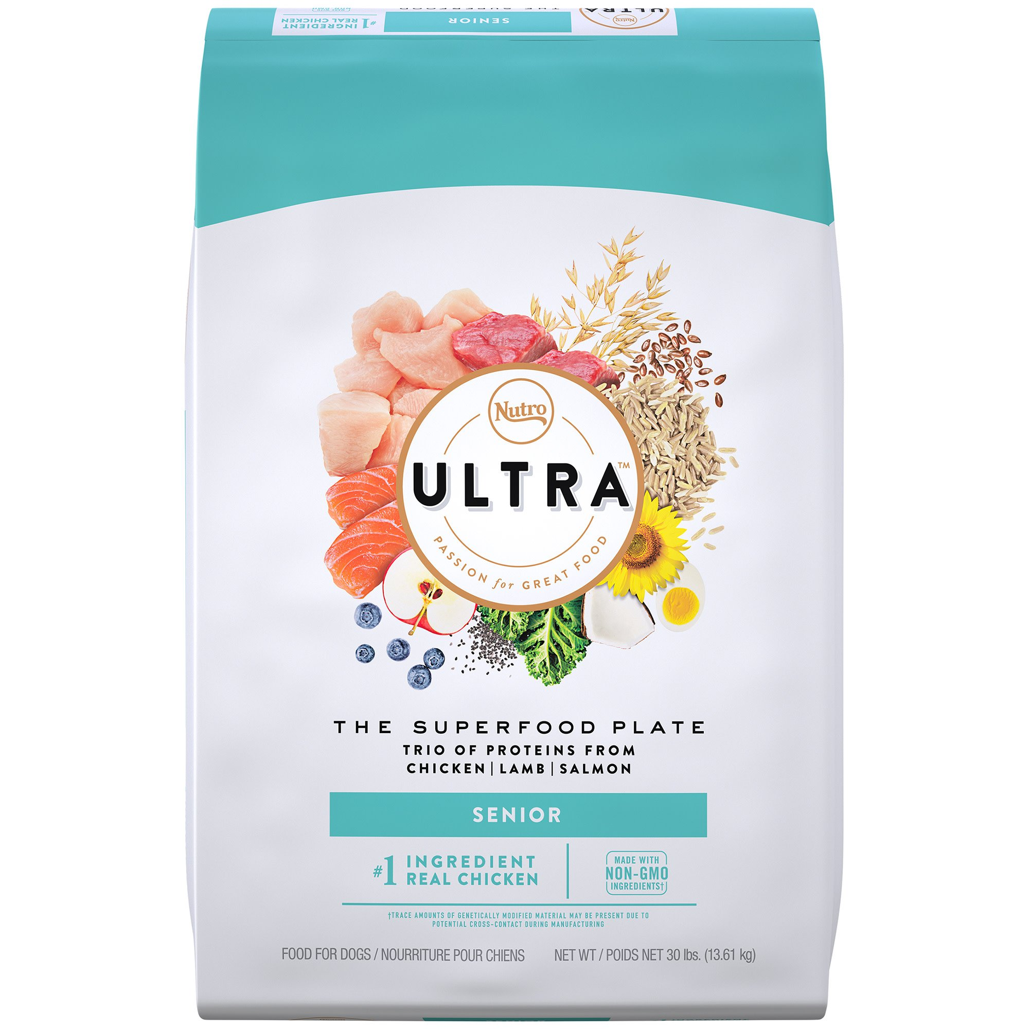 Nutro Ultra Dog Food >> NUTRO ULTRA Senior Dry Dog Food | Petco