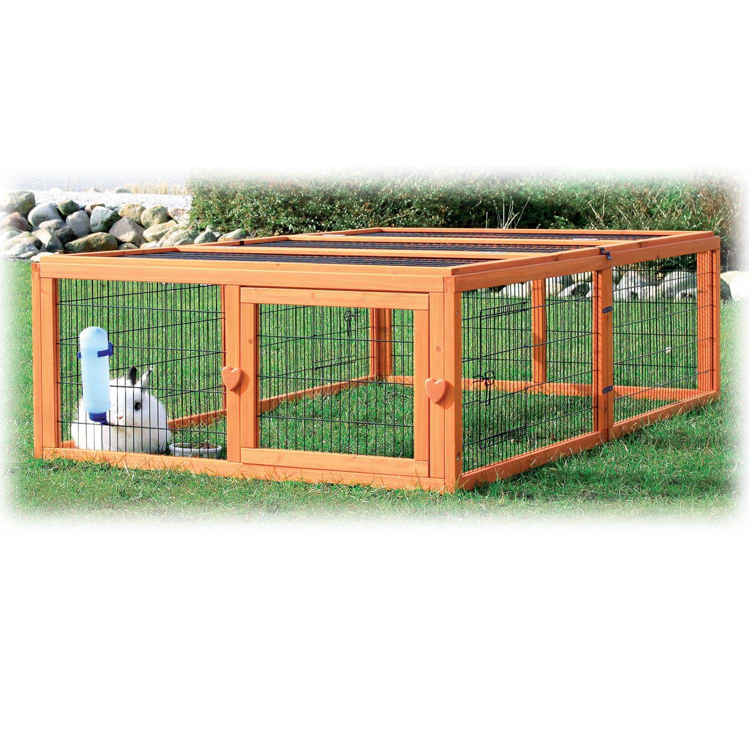 Midwest Black E Coat Exercise Pens Petco