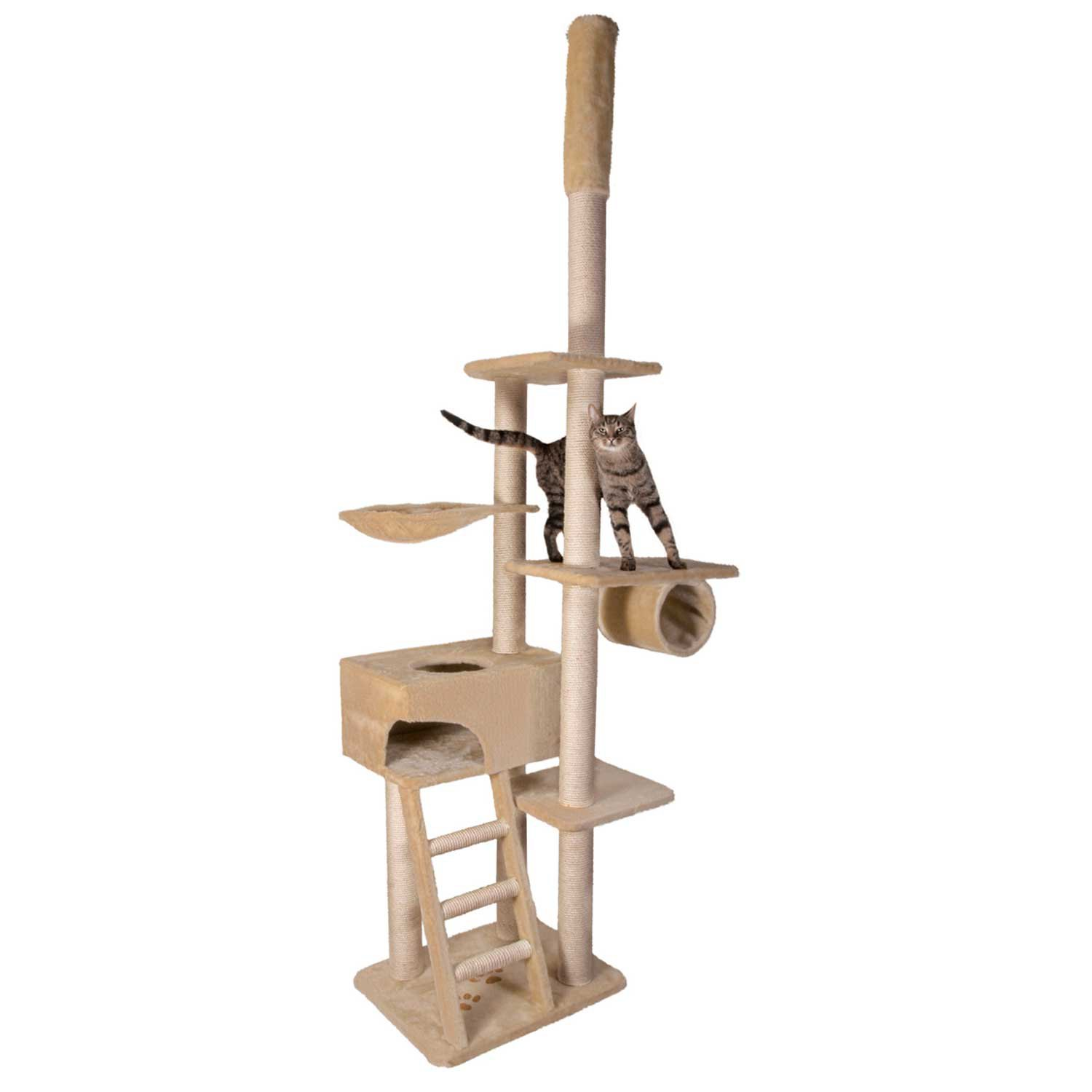 Trixie Zaragoza Cat Tree in Beige