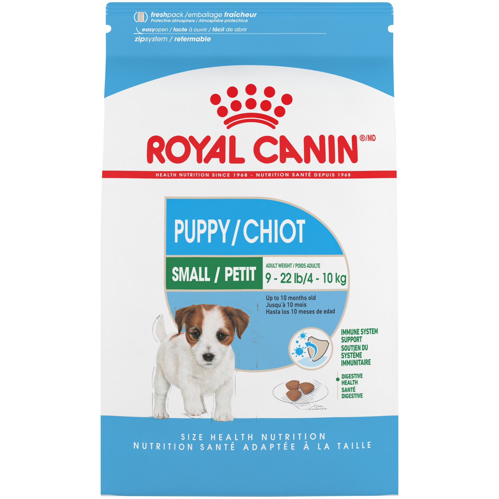 royal canin size health nutrition mini puppy dry dog food petco. Black Bedroom Furniture Sets. Home Design Ideas