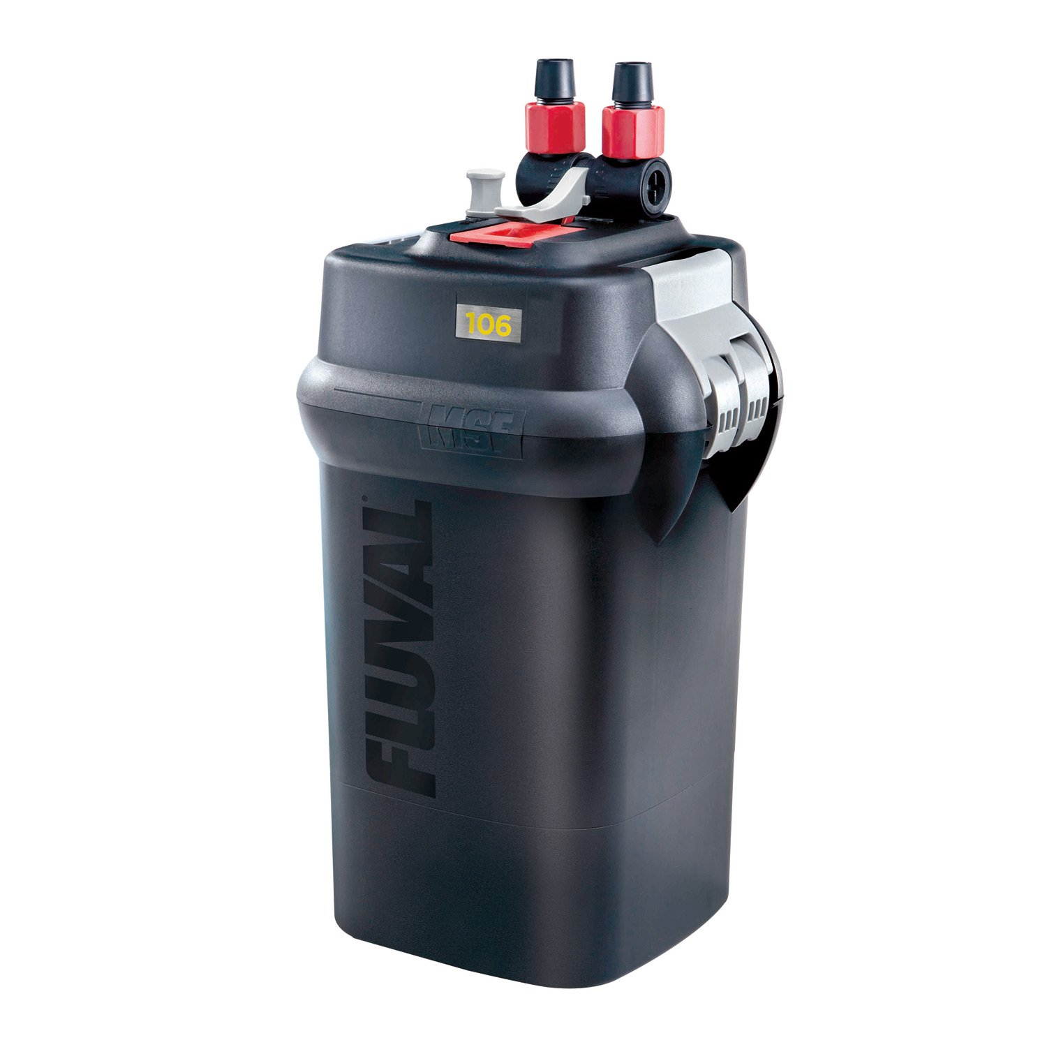 Fluval 106 external canister filters petco for Petco fish filters