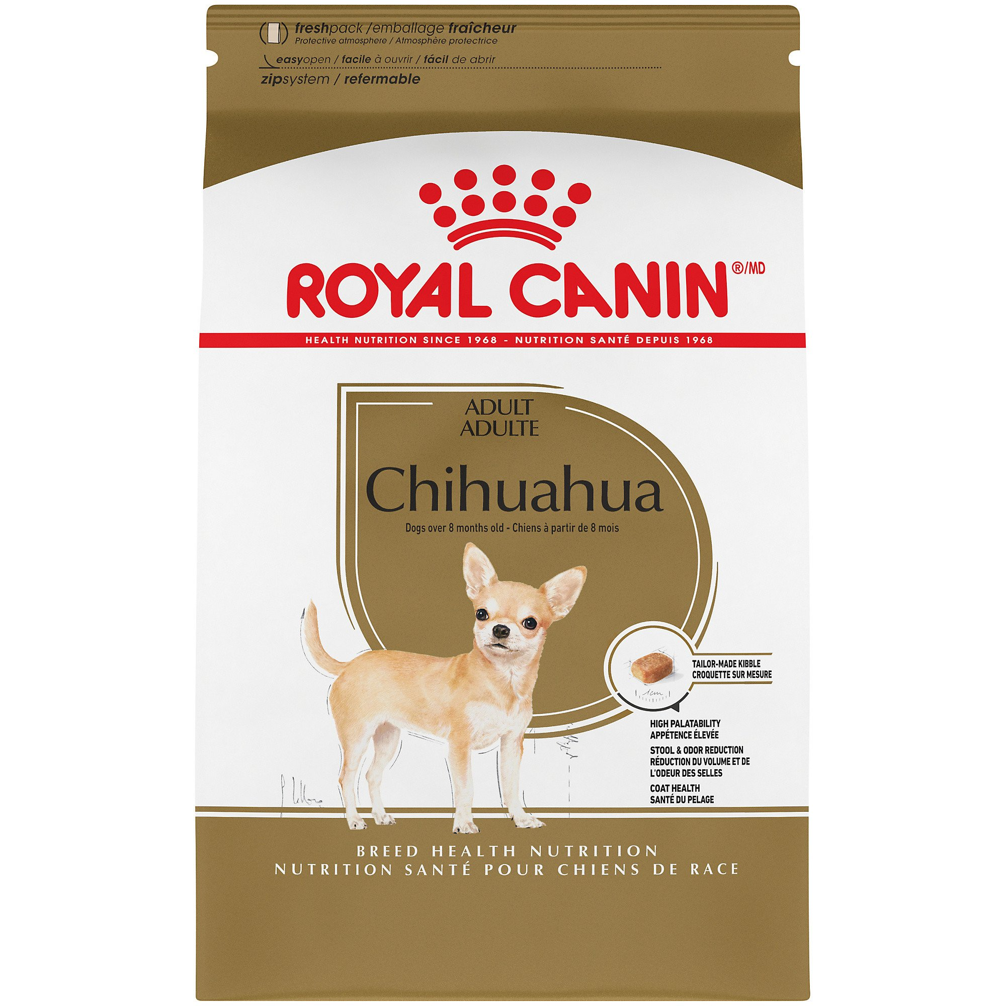 royal canin breed health nutrition chihuahua adult dry dog. Black Bedroom Furniture Sets. Home Design Ideas