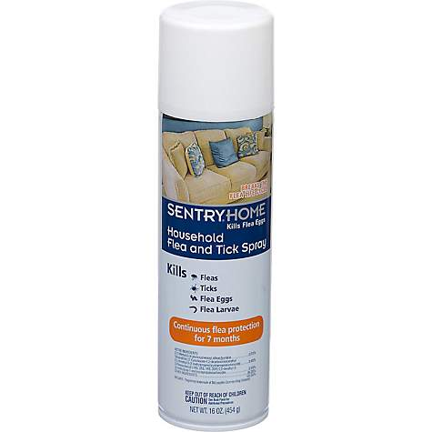 SentryHome Household Flea & Tick Spray