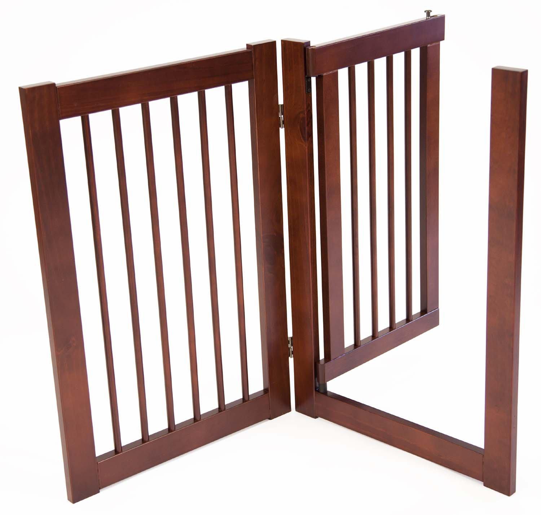 Primetime Petz Wood Gate Extension Kit With Door | Petco