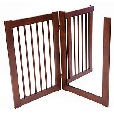Primetime Petz 360 Configurable Pet Gate Extension Kit With Door