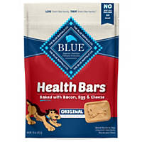 Blue Buffalo Health Bar Bacon, Egg & Cheese Dog Biscuits