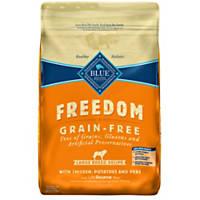 Blue Buffalo Large Breed Freedom Grain Free Chicken Recipe Adult Dog Food