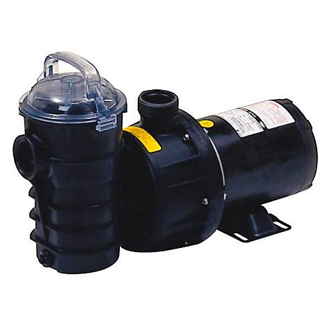 Lifegard Aquatics Sea Horse Self Priming Pond Pump, 76 GPM