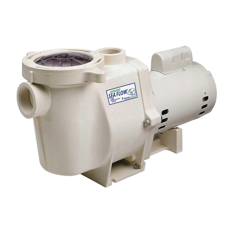 Lifegard Aquatics Sea Flow High Performance Pond Pump, 95 GPM