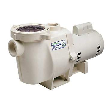 Lifegard Aquatics Sea Flow High Performance Pond Pump, 113 GPM