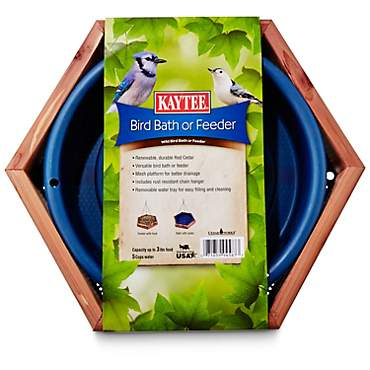 Kaytee Wild Bird Bath or Feeder