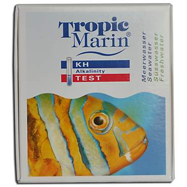 Tropic Marin Kh/Alkalinity Test Kit for Freshwater & Saltwater Aquariums