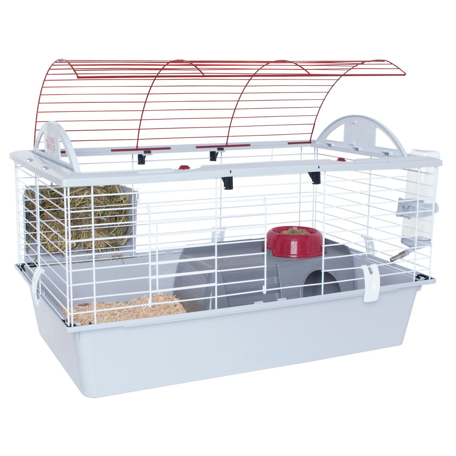 how to prepare a guinea pig cage