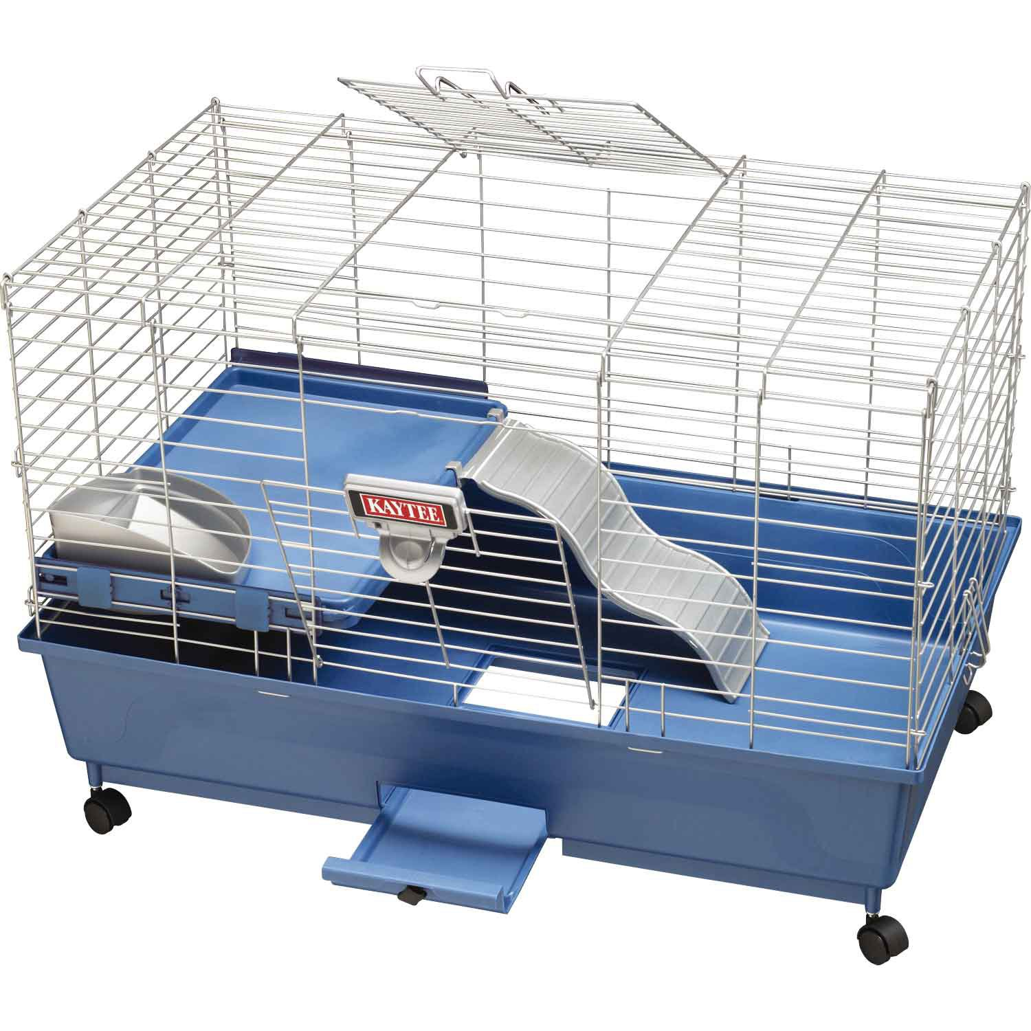 Kaytee guinea pig home ez clean system petco for Small guinea pig cages for sale