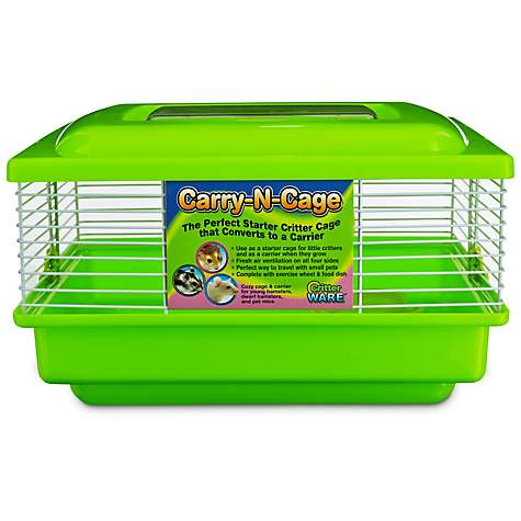 WARE Carry-N-Cage Small Animal Habitat
