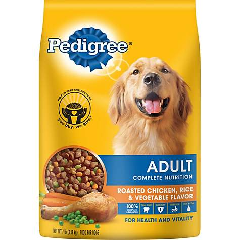 Pound Pedigree Dog Food