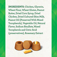 Greenies Pill Pockets Peanut Butter Capsule Dog Treats